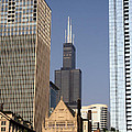 Sears Tower by Ely Arsha