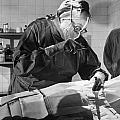 Silent Film Still: Doctor by Granger