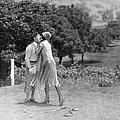 Silent Film Still: Golf by Granger