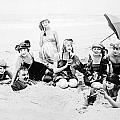 Silent Still: Beach by Granger