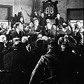 Silent Still: Group Of Men by Granger