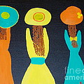 3 Sisters by Gwen Baptiste