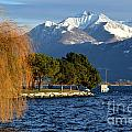 Snow-capped Mountain by Mats Silvan