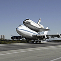 Space Shuttle Endeavour Mounted by Stocktrek Images