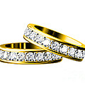 The Beauty Wedding Ring by Rattanapon Muanpimthong