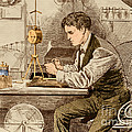 Thomas Edison  by Science Source