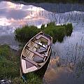 Upper Lake, Killarney National Park by Richard Cummins