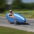 Velomobile by Ted Kinsman