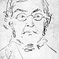 William M. Thackeray by Granger
