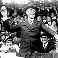 Woodrow Wilson (1856-1924) by Granger