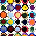 30 Circles by Marc Pouhe