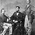 Abraham Lincoln by Granger