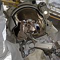 Astronaut Participates by Stocktrek Images