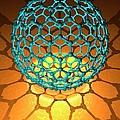 Buckyball Molecule, Artwork by Laguna Design