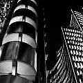 Lloyd's Building London  by David Pyatt