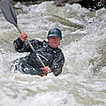 Kayaking by Elijah Weber