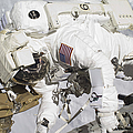 An Astronaut Participates In A Session by Stocktrek Images