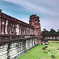 Angkor Wat by MotHaiBaPhoto Prints