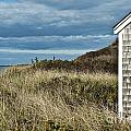 Beach Cottage by John Greim