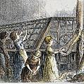 Child Labor, 1873 by Granger