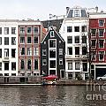 City Scenes From Amsterdam by Carol Ailles