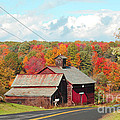 Coxsackie New York State by Mark Gilman