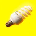 Energy-saving Light Bulb by Mark Sykes