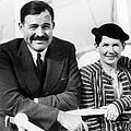 Ernest Hemingway by Granger