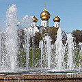 Fountain by Evgeny Pisarev