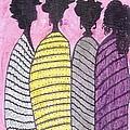 4 Generations by Rhetta Hughes