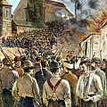 Homestead Strike, 1892 by Granger