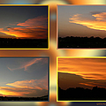 4 In 1 Sunsets by Ericamaxine Price
