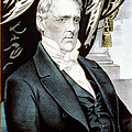 James Buchanan, 15th American President by Photo Researchers