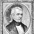 James K. Polk (1795-1849) by Granger