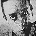 Johnny Cash by Rob Hans