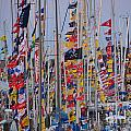 Mackinac Race by Randy J Heath