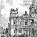 Manila: Earthquake, 1863 by Granger
