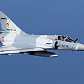 Mirage 2000c Of The French Air Force by Gert Kromhout