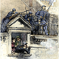 Paris Commune, 1871 by Granger