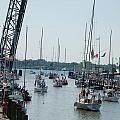 Port Huron To Mackinac Island Race by Randy J Heath