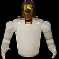 Robonaut 2, A Dexterous, Humanoid by Stocktrek Images
