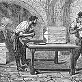 Soap Manufacture, C1870 by Granger