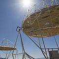 Solar Furnace, Spain by Chris Knapton
