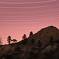 Star Trails by Kaj R. Svensson