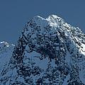Tatra Mountains Winter Scenery by Waldek Dabrowski