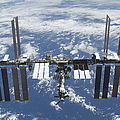 The International Space Station by Stocktrek Images