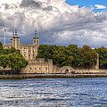 Tower Of London by Chris Day