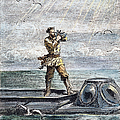 Verne: 20,000 Leagues, 1870 by Granger