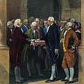 Washington: Inauguration by Granger