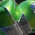 40 Ford - Grill Angle-8659 by Gary Gingrich Galleries